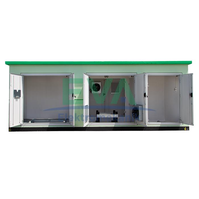 Monoblok Beton Köşk Trafo Merkezi