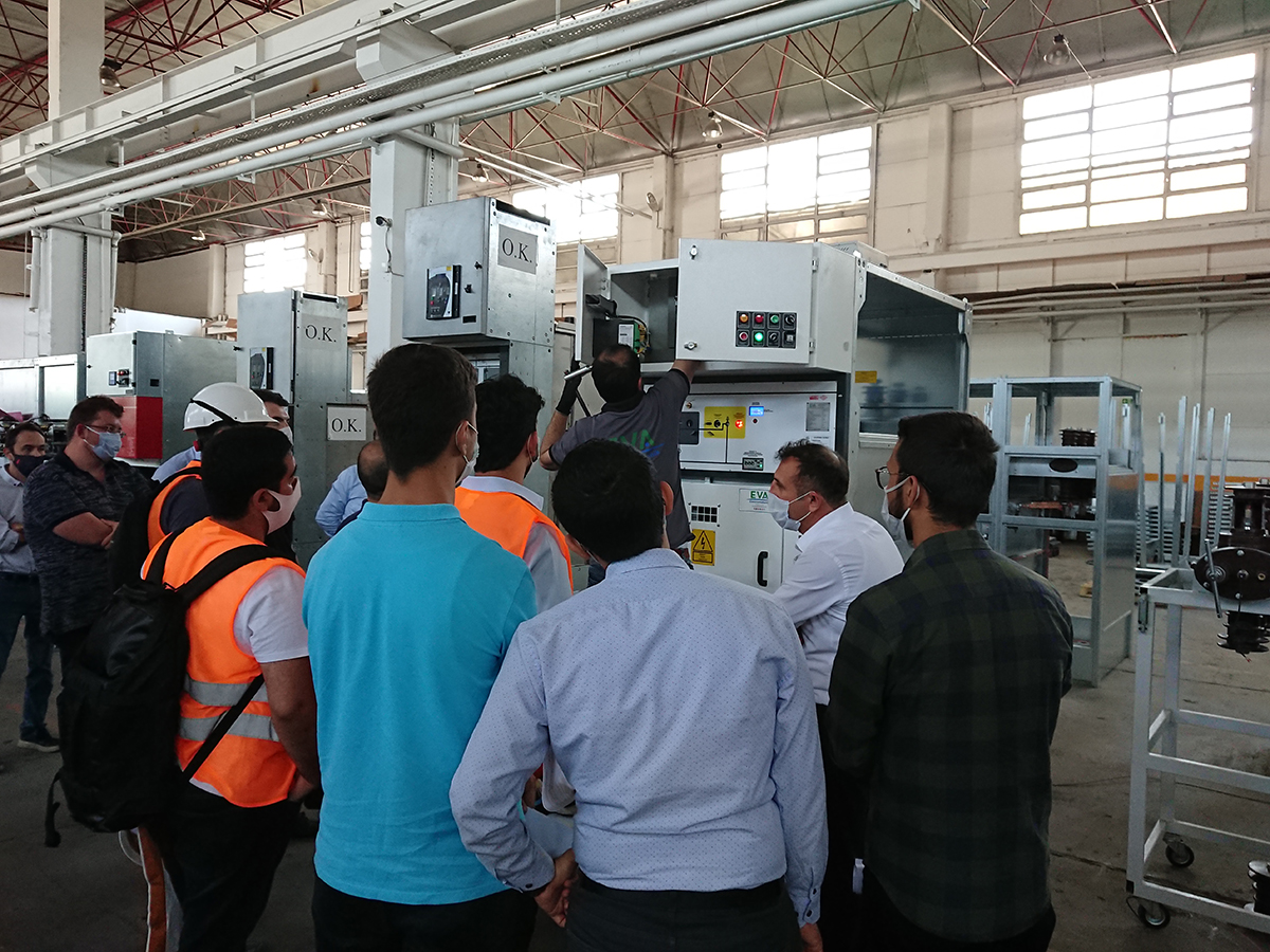 Electrical Engineers Chamber Responsibility Operating Trainings