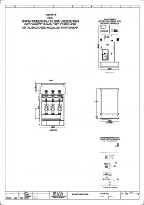 Transformer Protection Cell with Fuse and Load Break Switch (LBS)