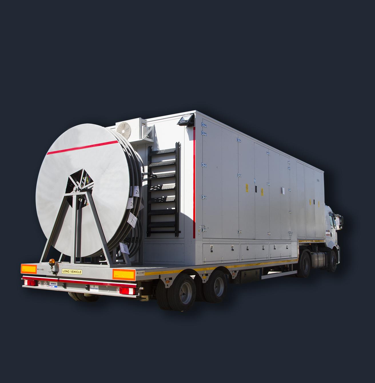 Mobile Transformer Substations